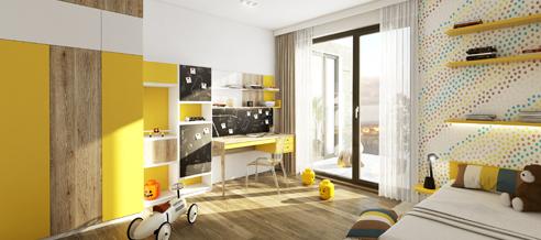 Trigema JRM - prostor pro rodinné bydlení
